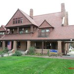 Kearney, NE, Historic Frank House