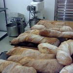 Hausgemachte Brot