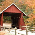 Campbells Bridge in the Fall