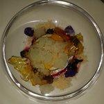 Meadowsweet, blackberry, apple