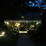 Black Lantern B&B at night