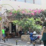 taverne Mesostrati rue Gerakari Rethymno