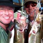 Fishing is amazing!