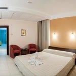 Splendid Hotel, Mamaia - Apartment bedroom