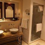 Bathroom in Beach Villa