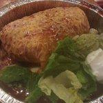 burrito enchilada style