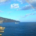 View towards Funchal