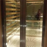 Lift in Melia Athens