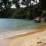 Une des plages randonnée Lopes Mendes.
