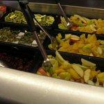 Frühstück im Premier Inn Inverness West
