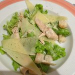 Chicken Caesar..very tasty