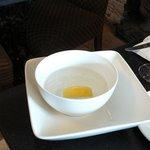 Finger bowl @ O'Connor's Seafood Restaurant