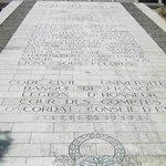 estatua de Napoleon, Plaza dÀusterlitz, Ajaccio, Córcega, Francia