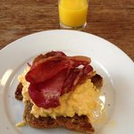Breakfast Larder Edinburgh