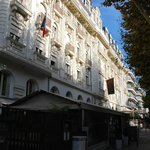 Boscolo Excedra Hotel in Nice France
