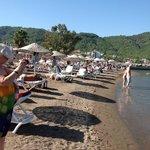 plaża w Icmeler