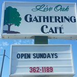 Live Oak Gathering Cafe