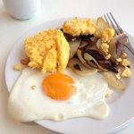 Breakfast Buffet at Thon Hotel Kirkenes