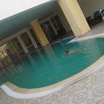 piscine intérieure eau de mer