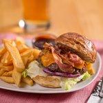 Best hamburger in Brno