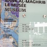 Museum hours, as of November 2, 2013
