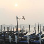 Beautiful morning for gondolas