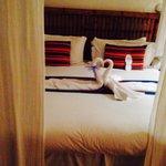 La cama de mi habitación ABUNDANCIA