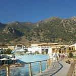 pools & hotel