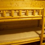 Bunk Beds in Camping Cabin