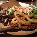 Beef and Reef (yummy)