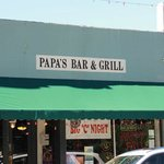Papa's Bar and Grill, Natchitoches LA