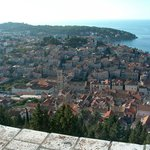 Hvar sight from fortress
