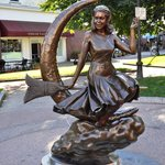 Bewitched Statue