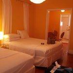 Villa Paradiso Standard Twin Double room