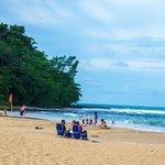 Beach in Limon