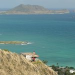 view from one pillbox