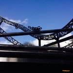 Piece's of washers from the track on smiler DANGEROUS!!