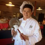 The Black Bear Executive Chef Connie Cornett enjoys sharing recipes and tricks of the trade with