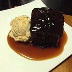 Sticky toffee pus sensational !