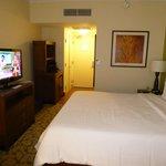 habitación, cómoda y limpia