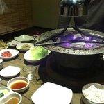Shinssi Hwaro Korean BBQ Restaurant
