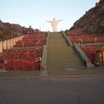 Cristo de Chilecito (alrededores del hotel)