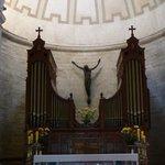 Dominante Position der Orgel