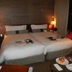 Beds were put together