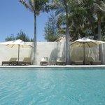 Beach Infinity Pool