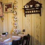 Wall in Tea House