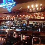 Amazing antique bar - show piece for the restaurant