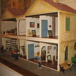 Miniature Van Gogh House