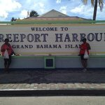 freeport welcome sign