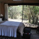 Twin room Tented accommodation